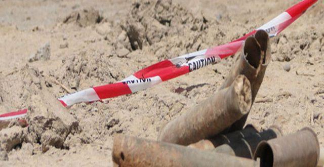 نائب يكشف عن تسرب انبعاثات من صواريخ مطمورة ملوثة باليورانيوم في البصرة