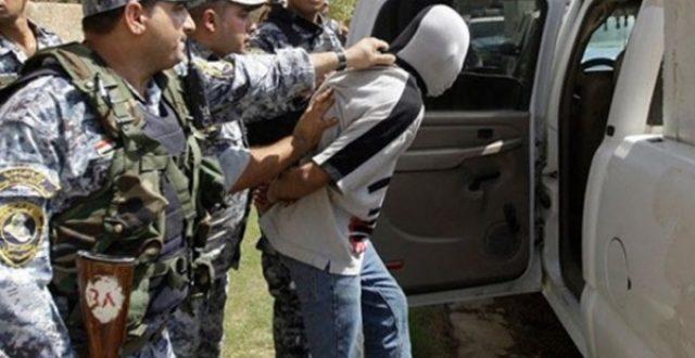 القبض على ثمانية متهمين بينهم إرهابيين إثنين في بغداد