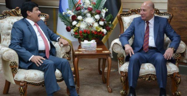 العراق وسوريا يبحثان تفعيل اتفاقية تبادل المحكومين