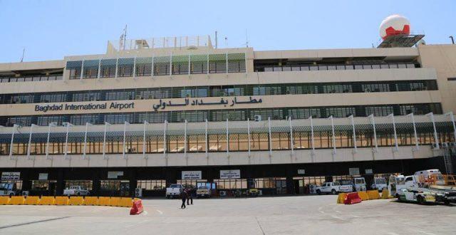 الأمانة تباشر بالمرحلة الأولى لافتتاح شارع مطار بغداد وصولاً الى صالة المغادرين