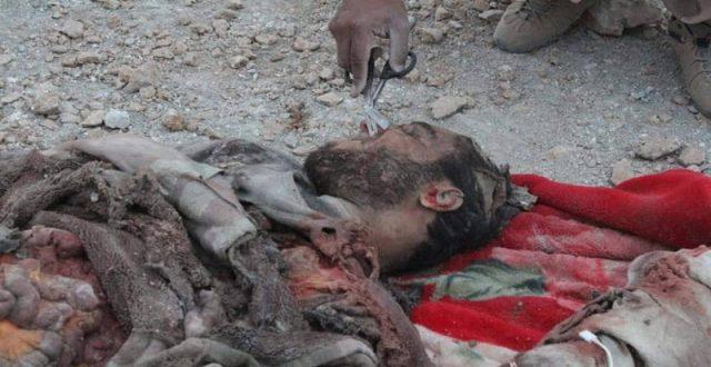مقتل 4 من إرهابي داعش غربي ألانبار