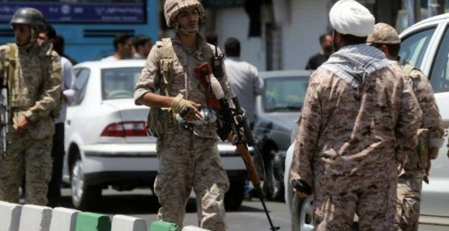 مسؤول استخباراتي إيراني: اعتقال 17 جاسوسا مدربا من قبل CIA وإصدار حكم الإعدام بحق بعضهم