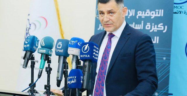 بالوثيقة.. وزير الاتصالات يمنح 100 الف دينار مكافأة لموظفي الوزارة
