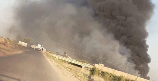 العراق يحسم خياره في حماية أمنه وسيادته من قصف أراضيه