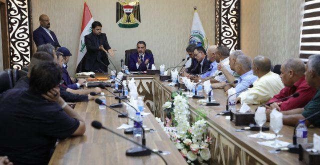 وزير العمل يوافق على تأسيس (اتحاد الصم العراقي)