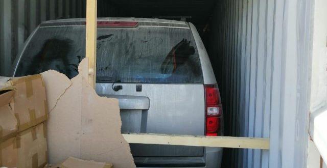 المنافذ الحدودية: إحباط محاولة تهريب ( 28 )عجلة دون الموديل في ميناء أم قصرالشمالي