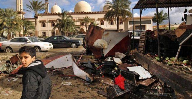 سقوط ضحايا بتفجير سيارة مفخخة شرقي ليبيا