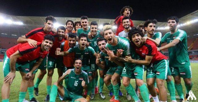 تشكيلة منتخبنا الوطني امام البحرين في نهائي غرب آسيا