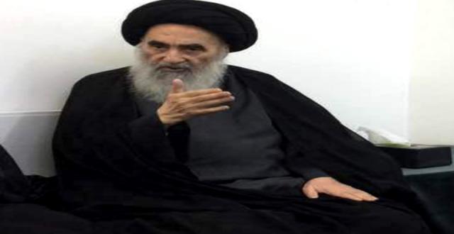 المرجع السيستاني يعلن يوم غد اول أيام شهر محرم