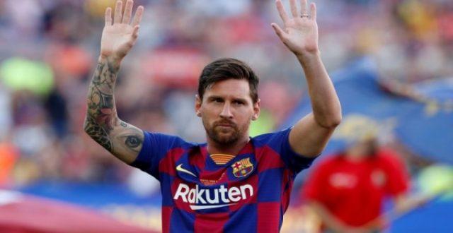 كشف موعد عودة ميسي للمشاركة في مباريات برشلونة