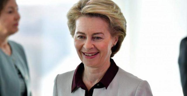 وزيرة دفاع ألمانيا تصل الى بغداد وتلتقي رئيس الوزراء