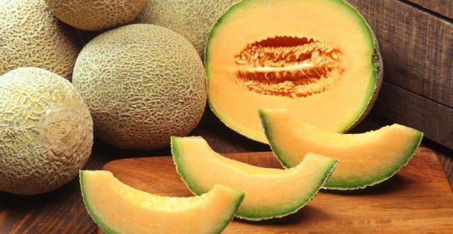"""فوائد البطيخ الأصفر """"الشمام"""""""