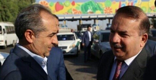 وزير الداخلية يلتقي ممثل المرجعية العليا في قم ويبحث خدمة الزائرين