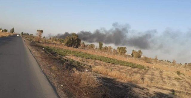 الدفاع تكشف تفاصيل حريق بلد وتؤكد: سنعلن المتورطين على الملأ