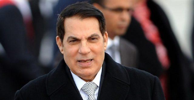 انباء عن وفاة الرئيس التونسي الأسبق زين العابدين بن علي