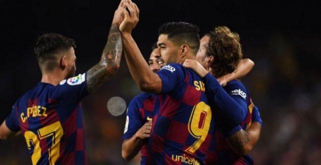 بالجدول.. ترتيب الليغا بعد فوز برشلونة وخسارة أتلتيكو مدريد