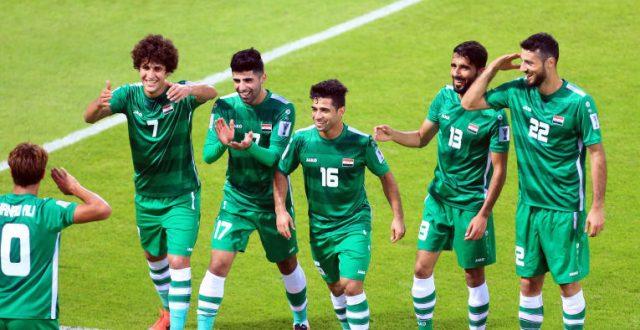 اليوم .. اسود الرافدين تواجه البحرين في التصفيات المؤهلة إلى كأس العالم 2022
