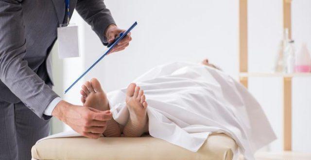 دراسة تكشف.. جثث الموتى تتحرك أثناء تحللها!