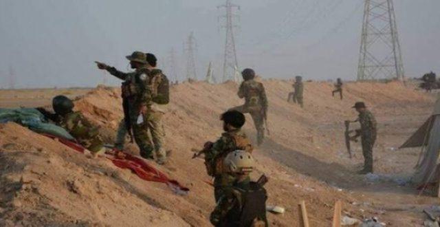 الحشد يعلن استشهاد مقاتل واصابة اخرين بإحباط هجوم لداعش في سامراء