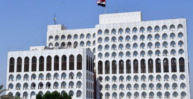 الخارجية: العراق يدعم حق عودة سوريا إلى مقعدها في الجامعة العربية