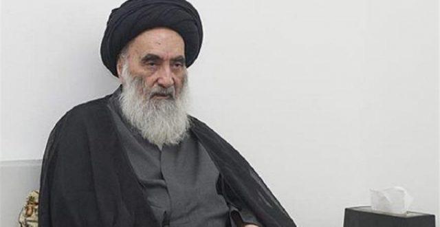 السيد السيستاني يحدد حكم استخدام الطبل والبوق والالحان الغنائية في العزاء الحسيني