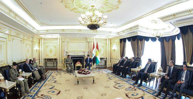 اجتماع بين الاتحاد الوطني الكوردستاني و الحزب الديمقراطي الكوردستاني حول الخلافات في انتخابات في كركوك