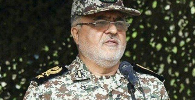 """الحرس الثوري الإيراني يحذر من """"ضربات مدمرة"""" ويعلن عن الجيوش التي تقف معه في المنطقة"""