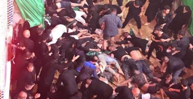إيران تعلن وفاة أحد زائريها بحادث التدافع في كربلاء
