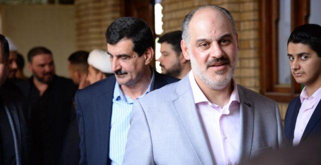 """مدير عام """"بغداد تايمز"""" يشكر كل من قدم التعزية بمصاب آل الفرهود"""
