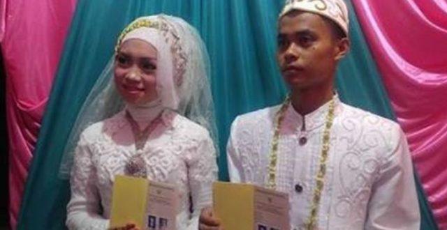 إندونيسيا ترفع سن الزواج