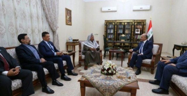 صالح لـ{أوبك}: العراق يحرص على الالتزام بقرارات المنظمة