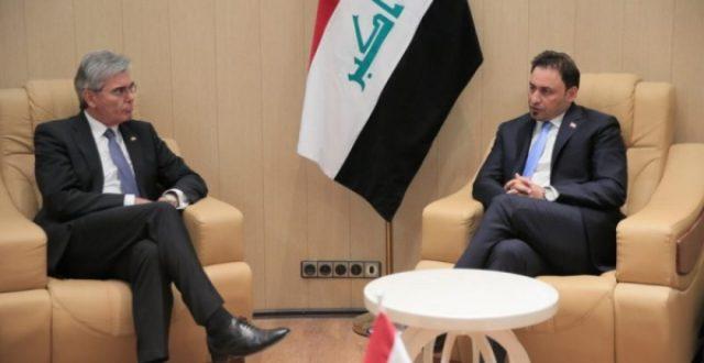 اعادة استثمار ارباح سيمنز داخل العراق