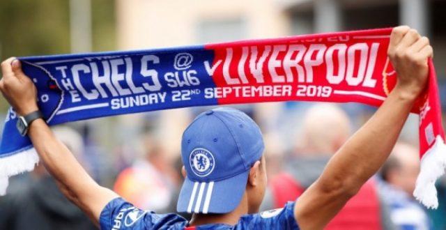 التشكيلة الرسمية لمباراة ليفربول وتشيلسي في الدوري الإنجليزي