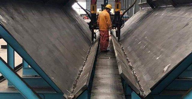 الشركـة العامـة للفحـص والتأهيـل الهندسـي تباشر أعمال الفحص الهندسي للروافد الحديدية لجسري الموصل الثاني وشمال الناصرية