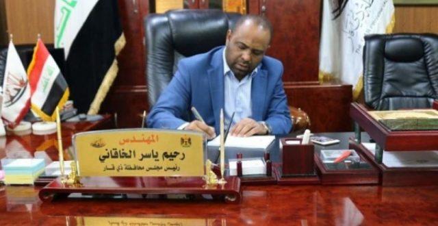 بعد الاعتداء على منزله .. رئيس مجلس ذي قار يرد: صوتنا سيبقى أعلى من عبواتهم الصوتية