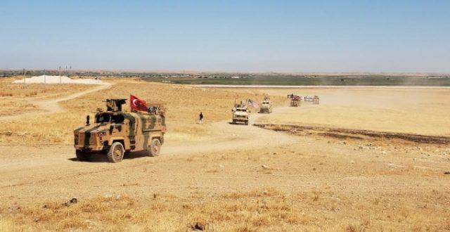 التحالف الدولي يوضح اسباب قيام دورية امريكية تركية مشتركة في سوريا