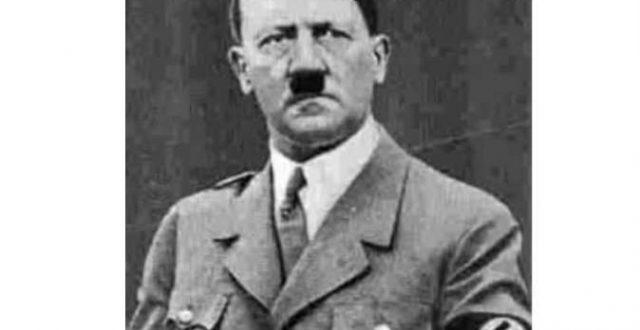 بالصورة هتلر في دهوك