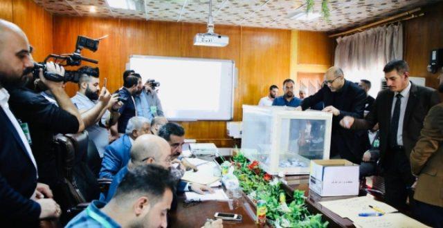 تحديد موعد إعلان جميع تعيينات تربية بغداد
