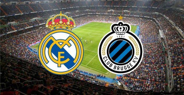تعرف على التشكيل المتوقع لمباراة ريال مدريد وكلوب بروج في دوري أبطال أوروبا اليوم