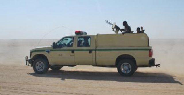 كاميرات مراقبة وأسلاك شائكة وخنادق لتحصين الحدود مع سوريا