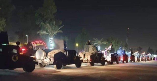 رئيس الوزراء يأمر جهاز مكافحة الإرهاب بالانتشار في بغداد