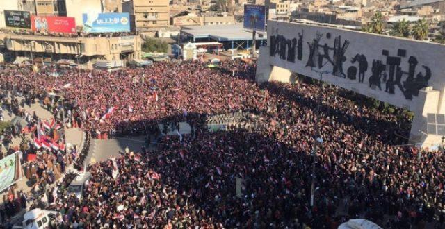 تعرف على الموقف الأمني في جسر السنك والجمهورية وساحة التحرير