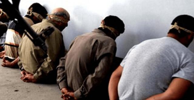 القوات الامنية تعتقل 14 مطلوباً في ديالى