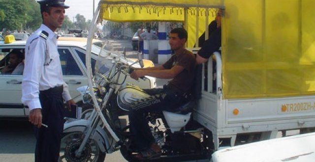 قيادة عمليات بغداد تمنع حركة الدراجات النارية والهوائية إعتباراً من الغد