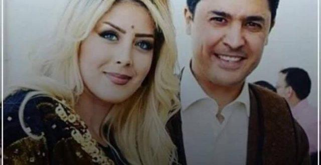 """مسلحون مجهولون يغتالون الإعلامي آمانج بابان مقدم برنامج """"بلا حدود"""" الذي يعرض على شاشة قناة NRT الكردية مع زوجته وطفله ولاذوا بالفرار إلى جهة مجهولة"""