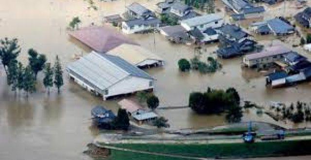 ارتفاع عدد قتلى إعصار اليابان إلى 58 وسط تضاؤل آمال العثور على ناجين