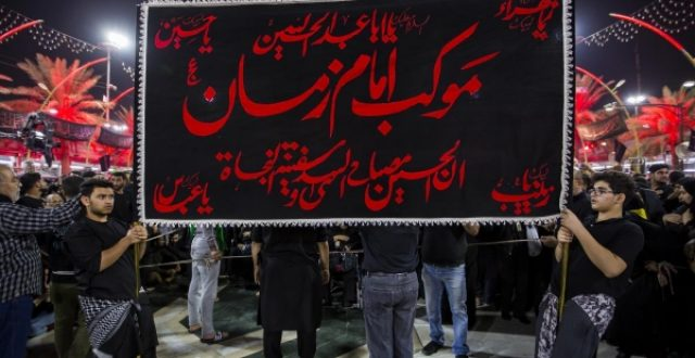 طهران تعلن وفاة 100 إيراني خلال زيارة الاربعين في العراق
