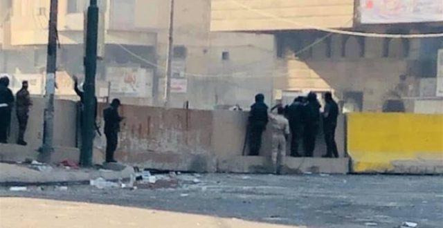 عمليات بغداد تنفي وقوع ضحايا بين المتظاهرين