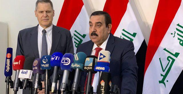 السفير الأمريكي ماثيو تولر : الولايات المتحدة تقف الى جانب العراق لتقدم مجتمعه