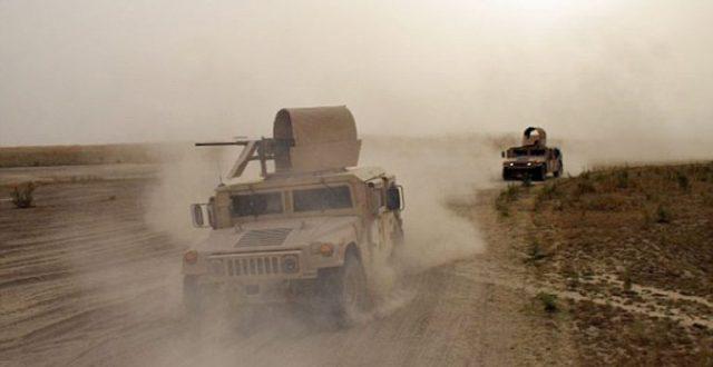 عمليات الانبار تغلق عدد من الثغرات في الحدود العراقية السورية